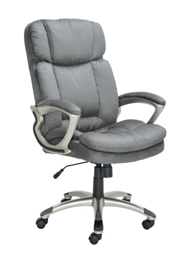 microfiber office chair folding chairs outdoor target officemax crescenzo executive depot