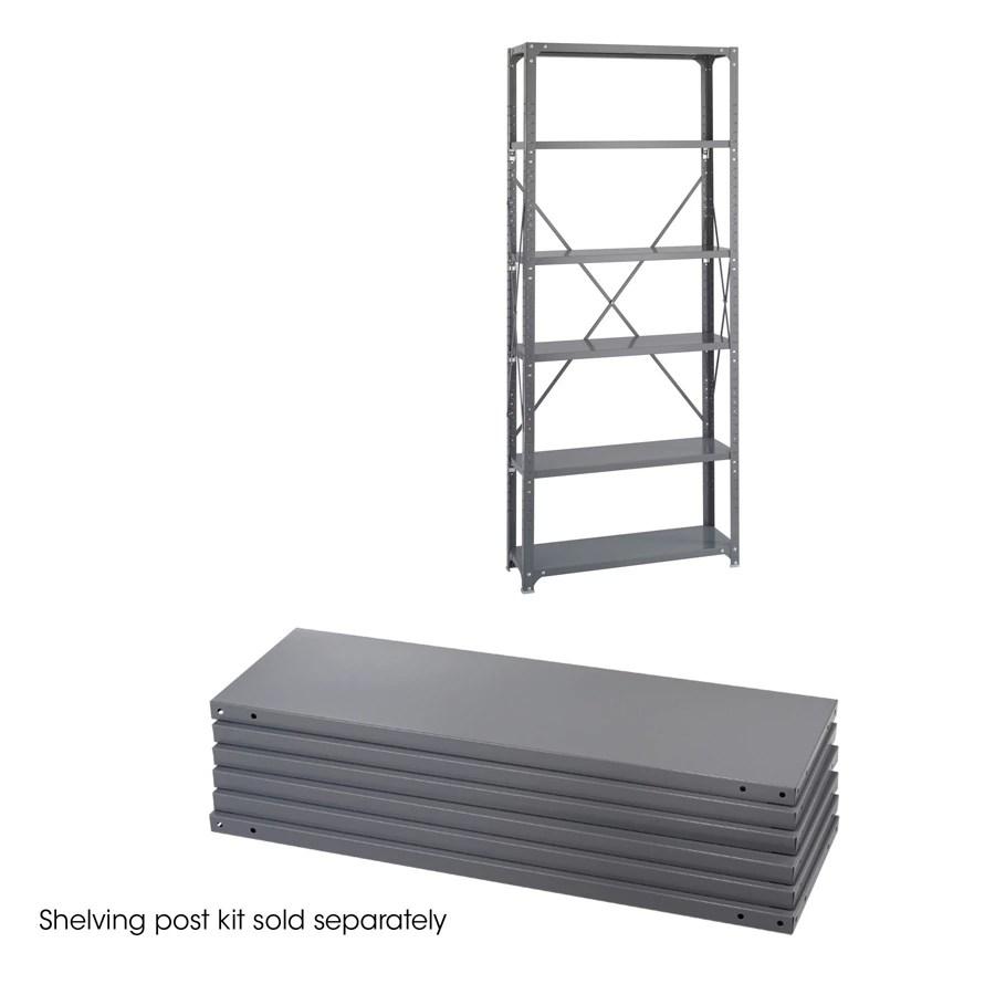 safco 6 shelf 36