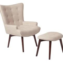 Ave Six Chair Blue Chairs Dalton With Ottoman Milford Toastmedium Espresso By