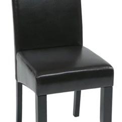 Wooden White Desk Chair With Stool Karachi Inspired By Bassett Emilia Espresso Office Depot