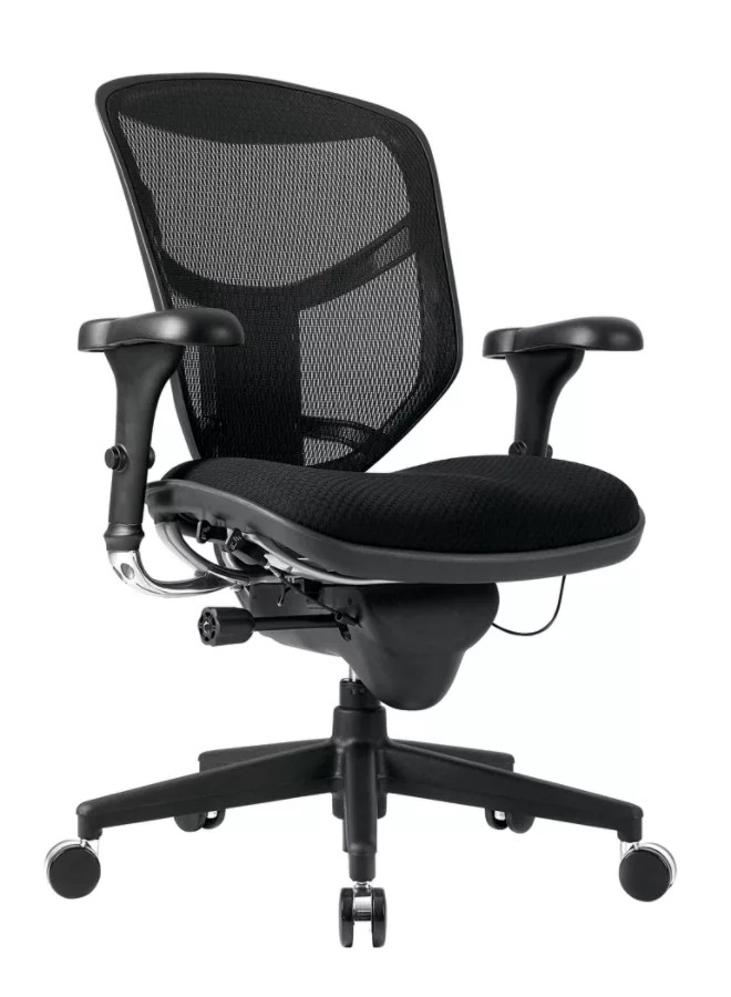 ergonomically correct chair sit me up baby activity toys in need of an ergonomic office depot officemax workpro quantum 9000 series mid