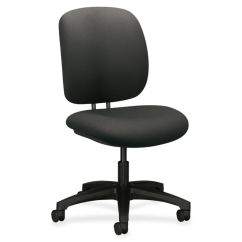 Hon Desk Chairs Office Chair With Or Without Headrest At Depot Officemax Comfortask 5900 Series Armless Task