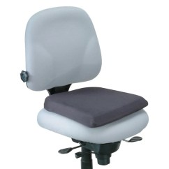 Office Chair Cushion Reclining And A Half Leather Ergonomics Accessories Depot Officemax Brand Memory Foam Seat