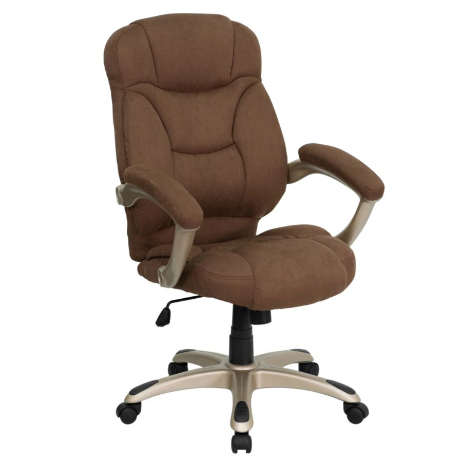 microfiber office chair antilop high flash furniture back brownblacktitanium use and keys to zoom in out arrow move the zoomed portion of image