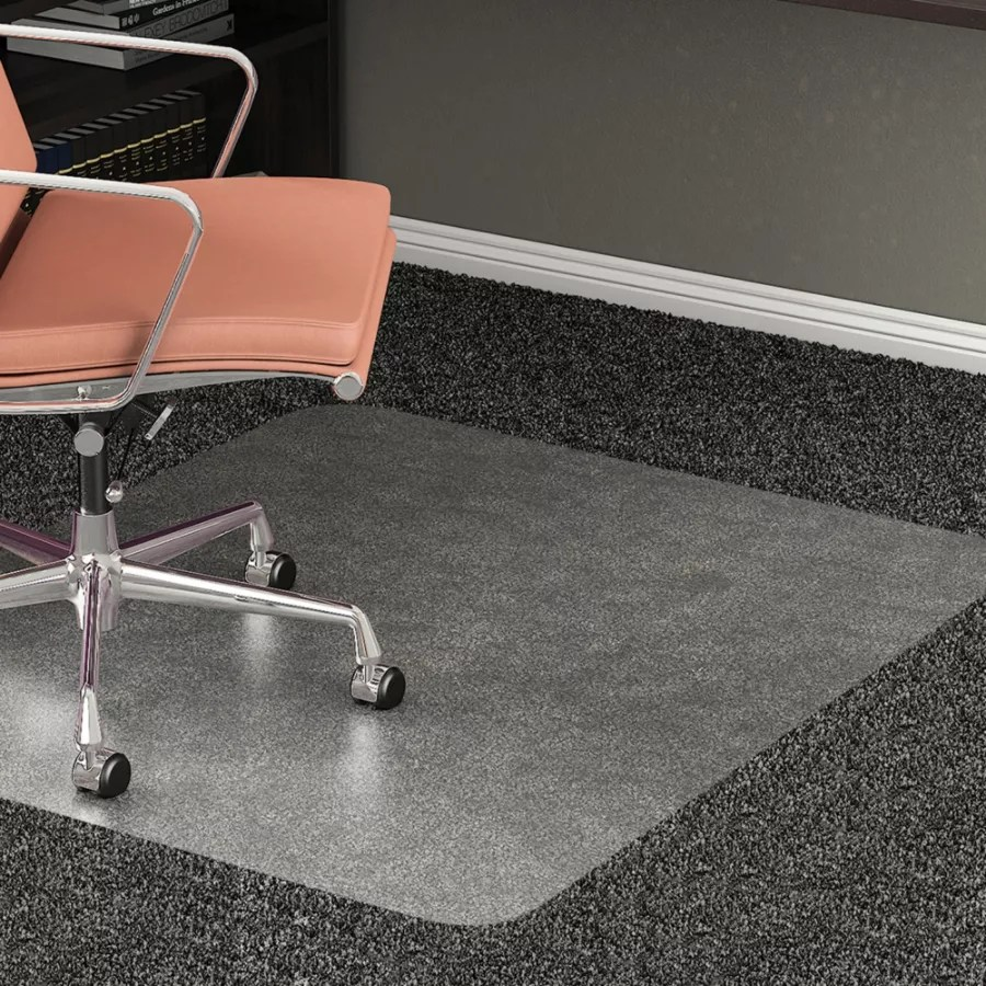 office chair mat big daddy adirondack mats at depot officemax realspace all pile studded