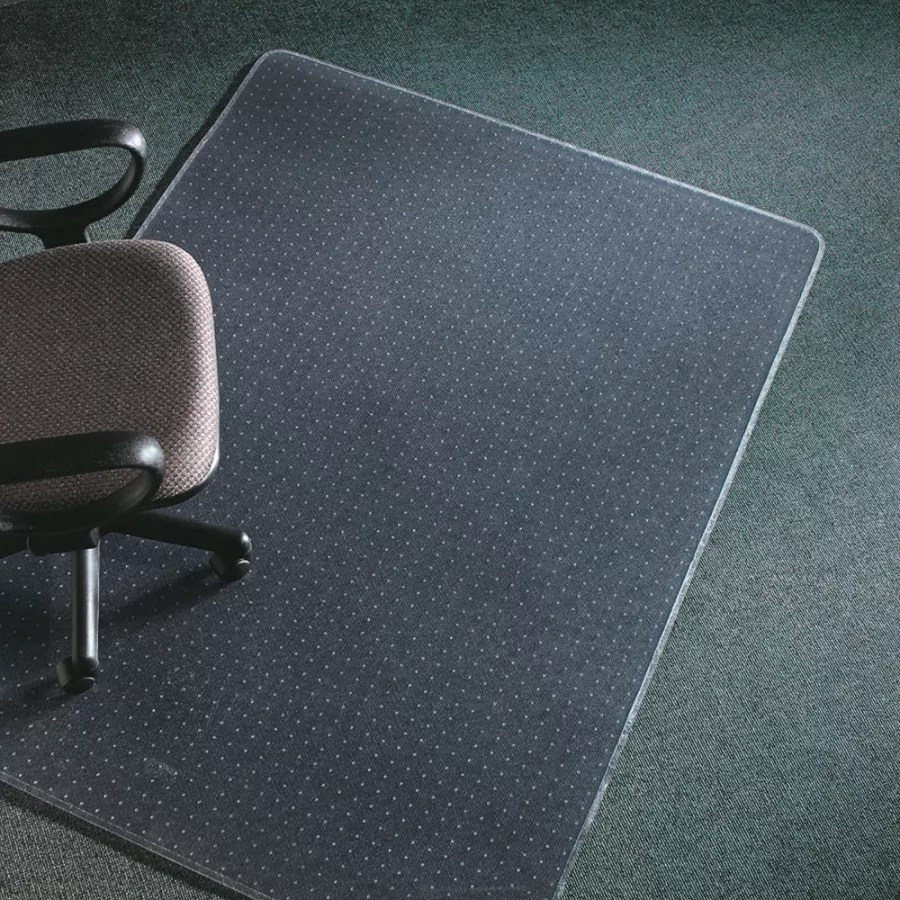 carpet chair mats coleman lounge at office depot officemax deflect o execumat heavy duty vinyl