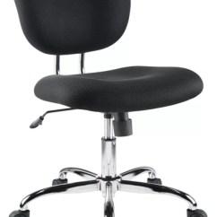 Brenton Studio Task Chair Rocking With Ottoman Jancy Blackchrome Office Depot Mesh Fabric Low Back Black Chrome
