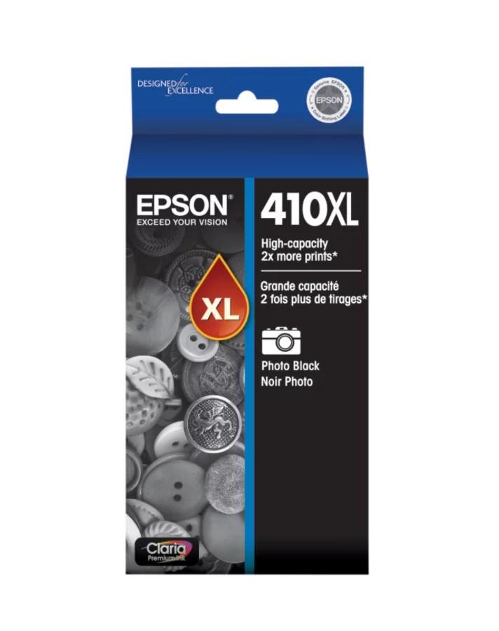 Epson xl high yield photo black ink cartridge  xl  also office depot rh officedepot