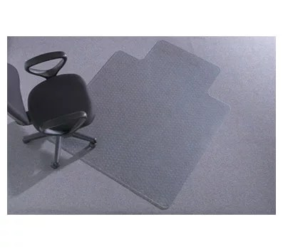 officemax chair mat armless camping rubbermaid econocleat standard lip 36 x 48 by office depot