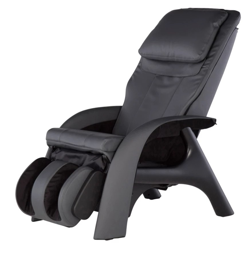 htt massage chair wheel for office human touch zerog volito gray depot