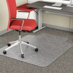 Carpet Chair Mats Ergonomic Global At Office Depot Officemax Realspace Advantage Mat For Thin