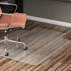 Rolling Chair Mat For Wood Floors Benefits Of Stability Ball Mats At Office Depot Officemax Realspace Hard Floor Wide