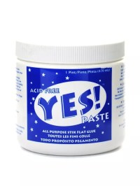Yes Glue Paste 16 Oz Pack Of 2