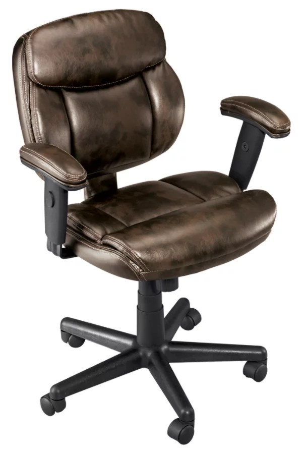 task chair without arms sleeper lounge browse chairs office depot officemax brenton studio ariel low back