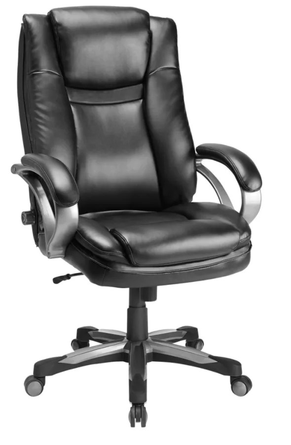 big and tall computer chair dining room repair look at our seating office depot officemax realspace btec 600 high