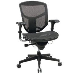 Ergonomic Chair Description How To Paint Plastic Chairs Workpro Quantum 9000 Black Office Depot Series Mid Back Mesh