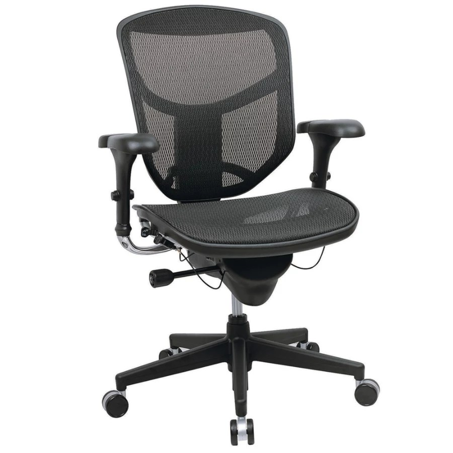 desk chairs white bumbo chair accessories check out our office depot officemax workpro quantum 9000 series ergonomic mid