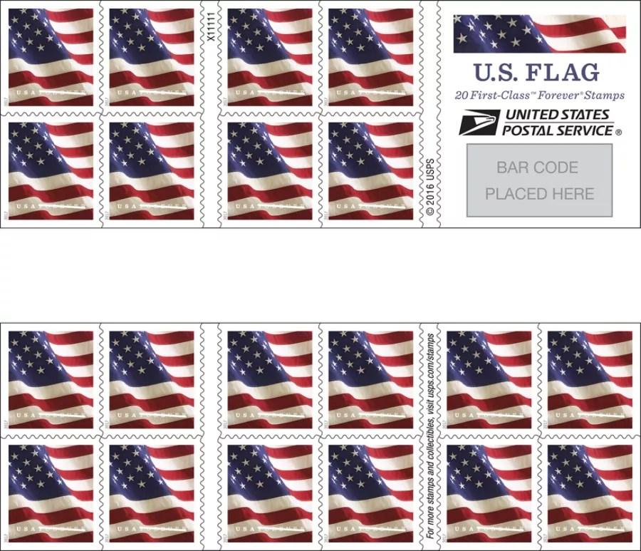 usps forever stamps booklet