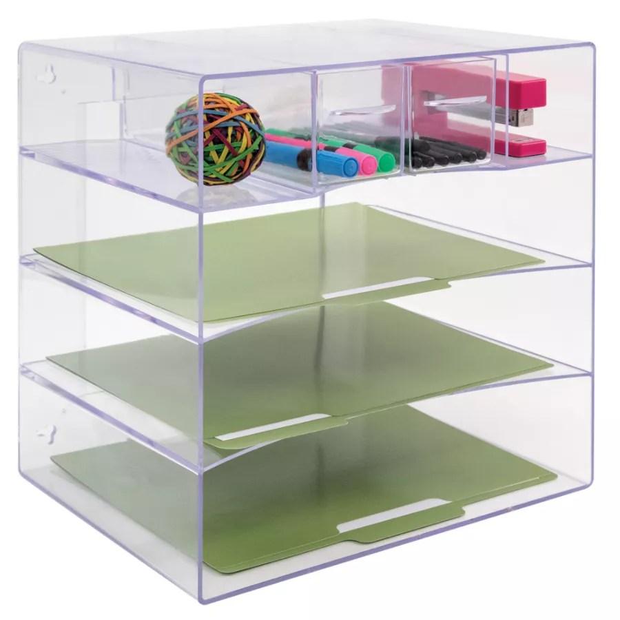 Innovative Storage Designs Desktop Organizer 6