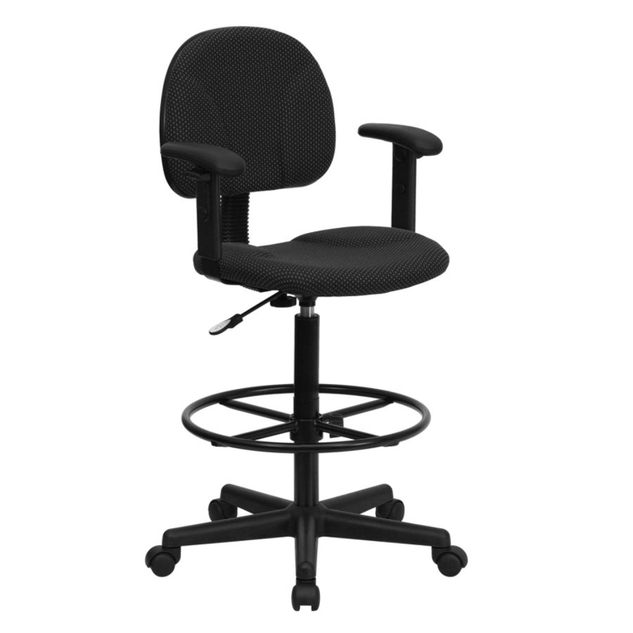 drafting office chair bumbo cover flash furniture ergonomic black depot use and keys to zoom in out arrow move the zoomed portion of image