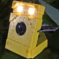 WakaWaka Rechargeable Solar Lamp by Office Depot & OfficeMax