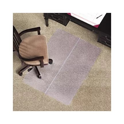 officemax chair mat stool leather sofa es robbins foldable series clear by office depot