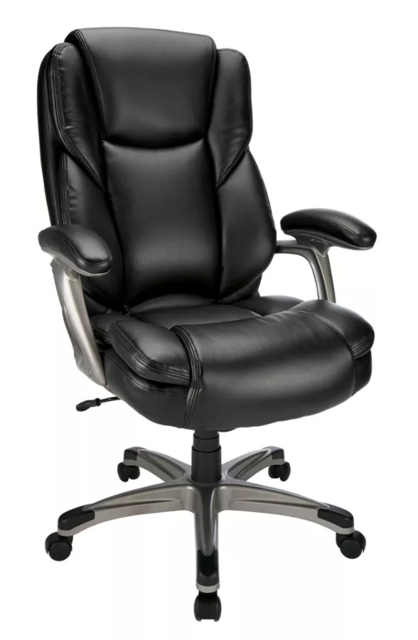 inexpensive ergonomic chair hanging outdoor chairs australia check out our office desk depot officemax realspace cressfield bonded leather high back