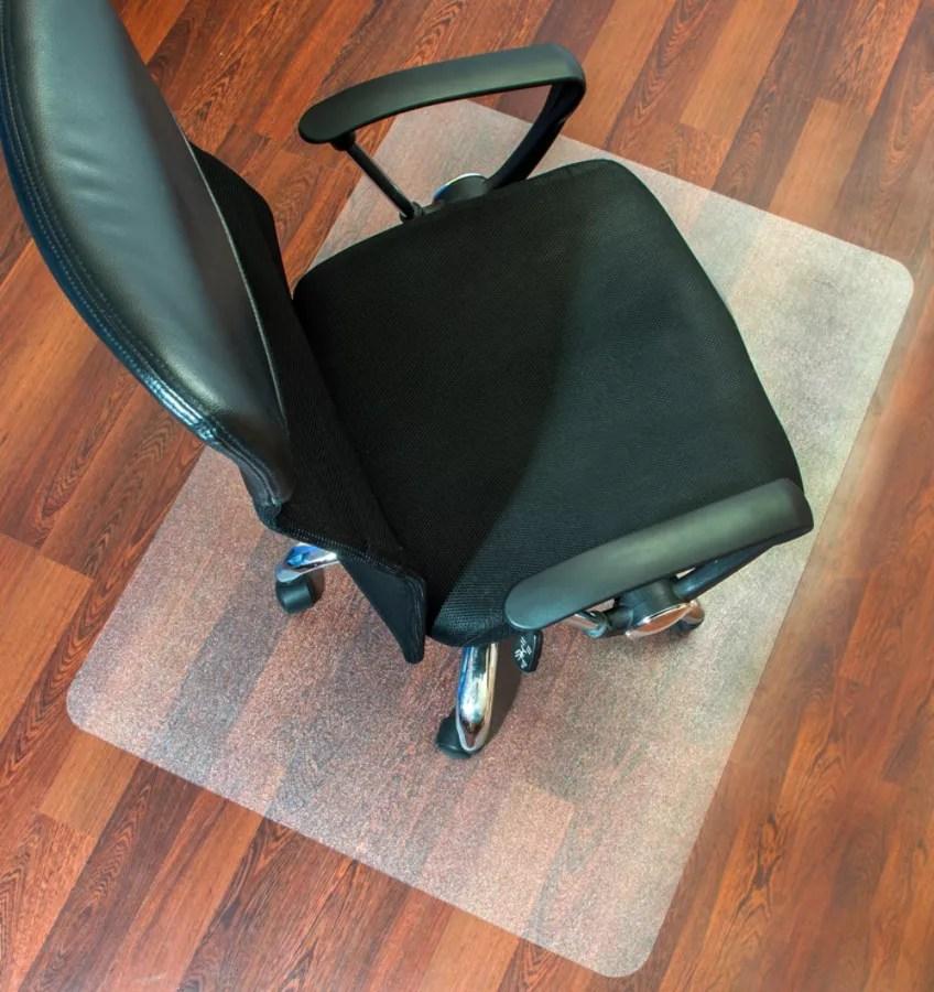office max hardwood floor chair mat ergonomic ikea mammoth polycarbonate hard rectangular 48 x 60 clear