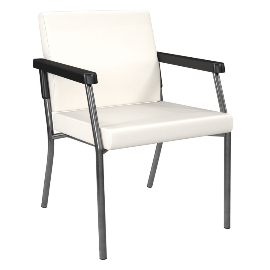 big and tall outdoor resin chairs retro aluminum office star bariatric guest chair snowgunmetal gray snow gunmetal