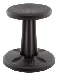 Kore Kids Wobble Chair 14 H Black by Office Depot & OfficeMax