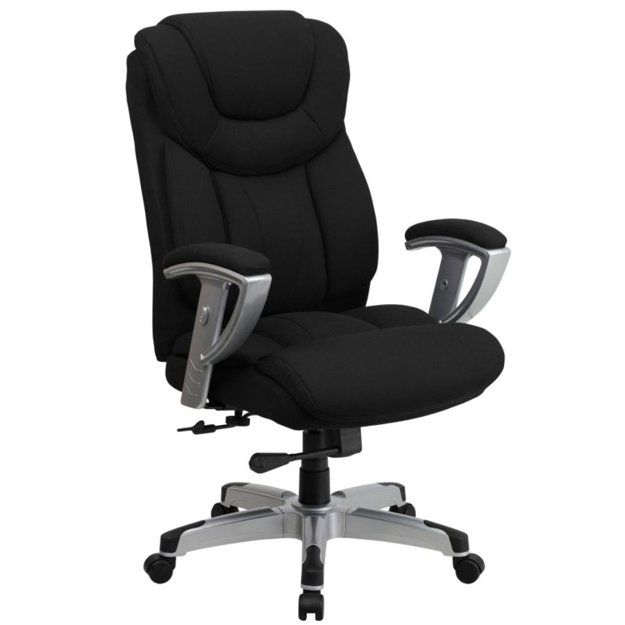 office chair with adjustable arms floating water chairs flash furniture hercules big and tall fabric swivel use keys to zoom in out arrow move the zoomed portion of image