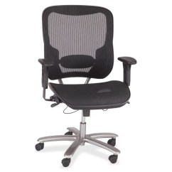 Mesh Task Chair Office Mat For Hardwood Floors Safco Big And Tall By Depot Officemax