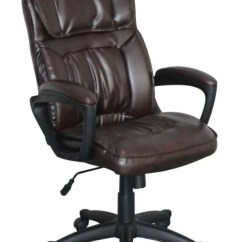 Serta Bonded Leather Executive Chair White Plastic Chaise Lounge Chairs Style Hannah I High Back Office Comfort Biscuit Use And Keys To Zoom In Out Arrow Move The Zoomed Portion Of Image