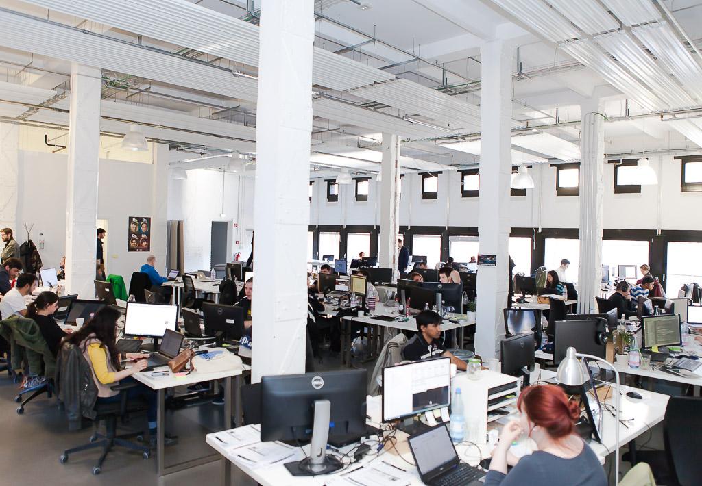 officedropin quandoo Andreas Lukoschek andreasl.de 2 1024x710 A Tour of  Quandoos Berlin Office