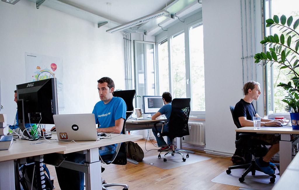 Officedropin 6wunderkinder Andreas Lukoschek andreasL.de 10 1024x651 A Tour of 6 Wunderkinders Berlin Office