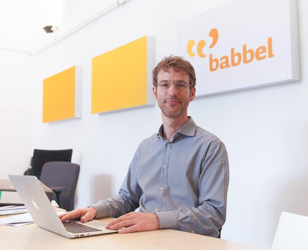 Officedropin babbel Andreas Lukoschek andreasL.de 6 1024x830 Peek inside Babbels Berlin Office