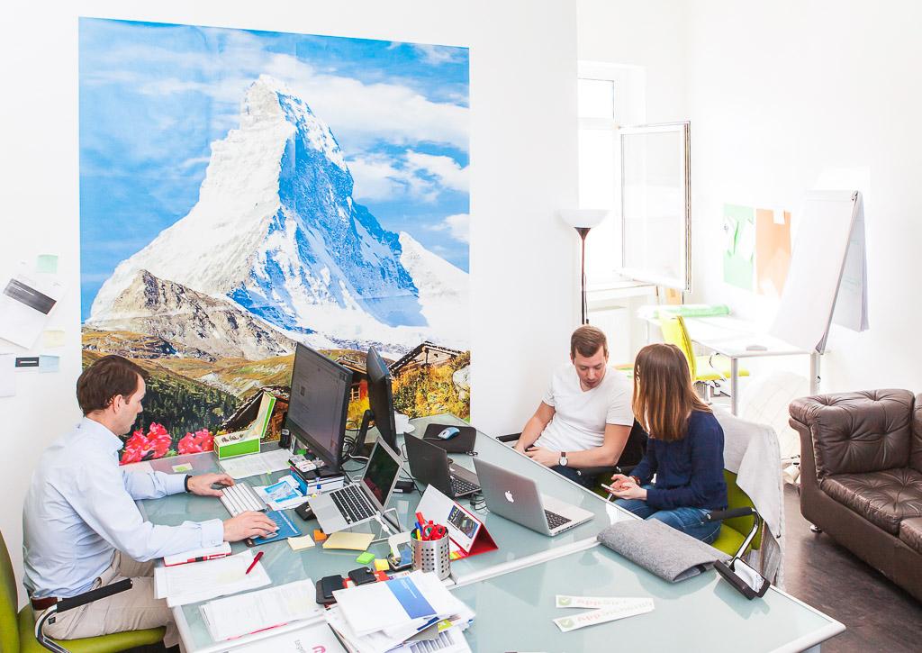 officedropin appsichern andreas lukoschek andreasl.de 1 1024x725 Have a Glance at Appsicherns Düsseldorf Office