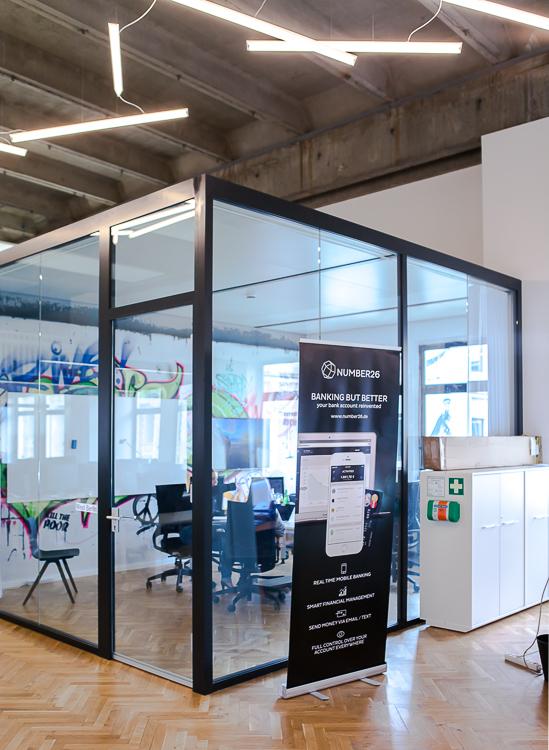 officedropin number 26 Andreas Lukoschek andreasL.de deutsche startups.de 1 2 Have a Look at N26s Berlin Office