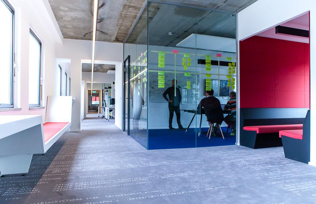 officedropin number 26 Andreas Lukoschek andreasL.de deutsche startups.de 15 1024x662 Have a Look at N26s Berlin Office