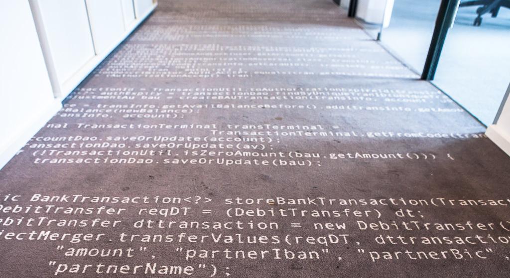 officedropin number 26 Andreas Lukoschek andreasL.de deutsche startups.de 17 1024x558 Have a Look at N26s Berlin Office