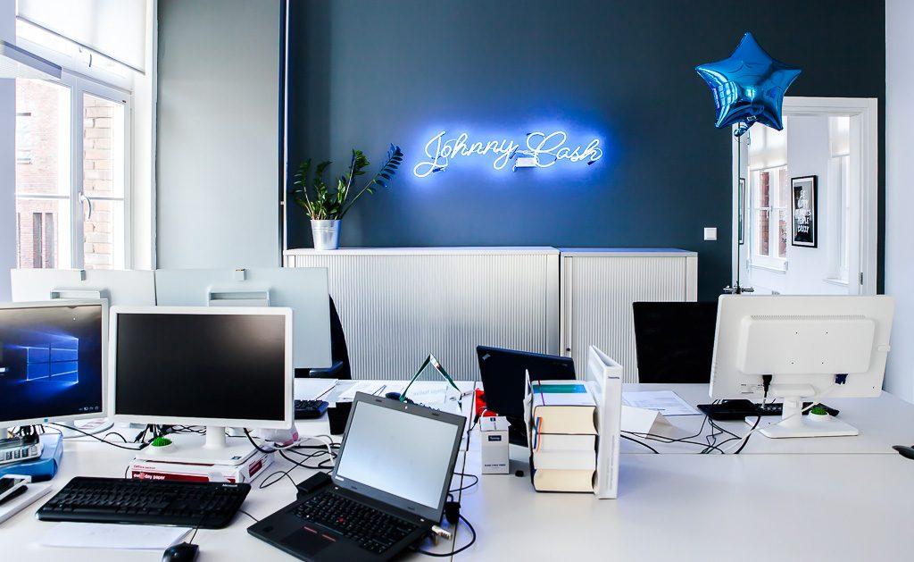 Glispa office 15 1024x629 Inside Glispa Global Groups Berlin HQ Office