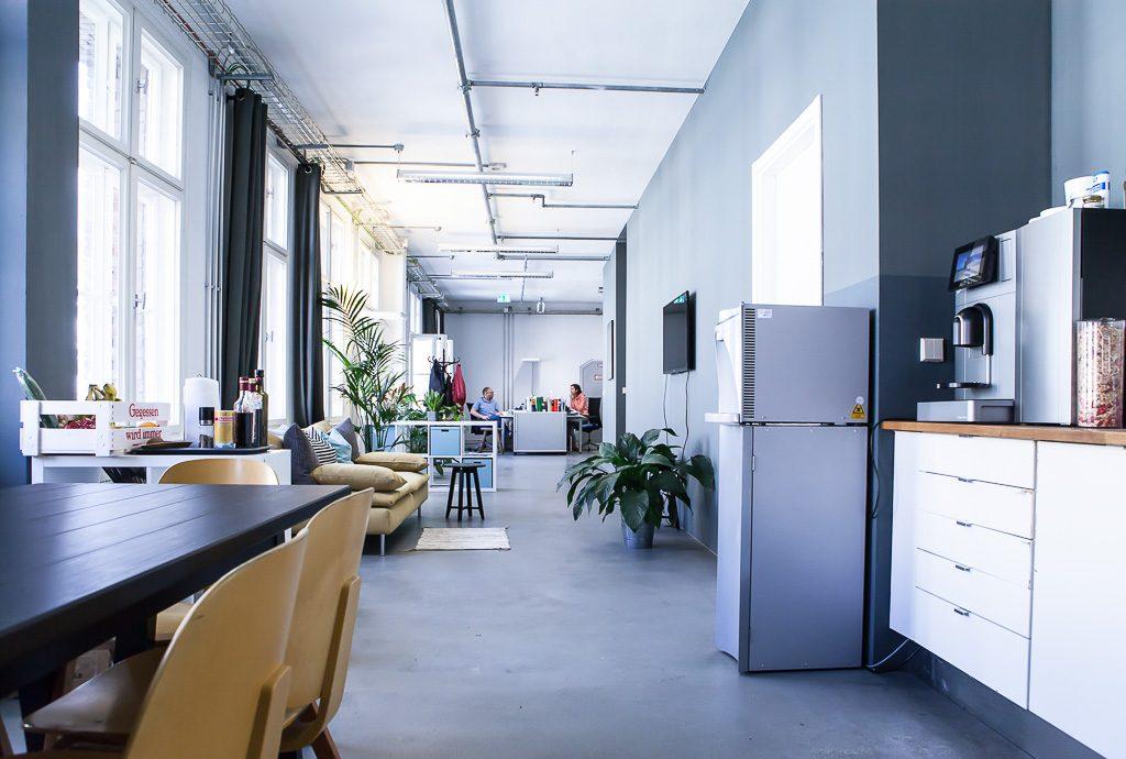 Glispa office 17 1024x690 Inside Glispa Global Groups Berlin HQ Office