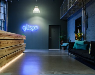 Glispa Global, Office, Entrance