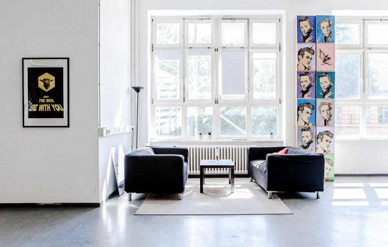 modomoto, Berlin, office