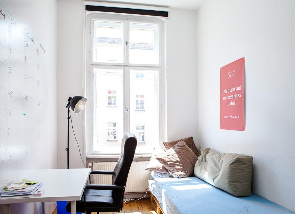 ohlala 1024x743 A Peek Inside of OhLaLas Startup Office in Berlin