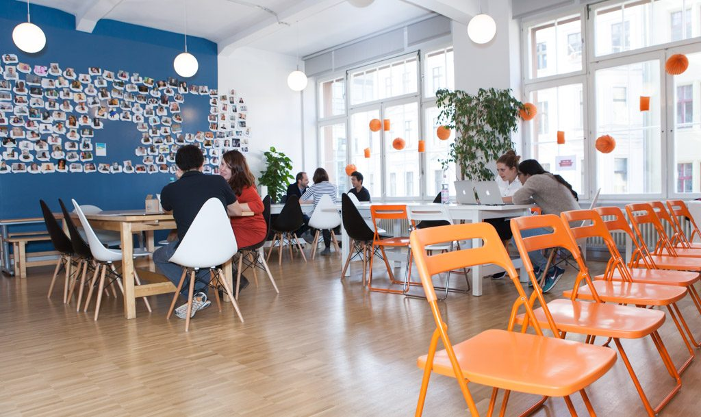 Babbel officedropin.comRAW 16 1024x609 A TOUR OF BABBELS HQ OFFICE IN BERLIN