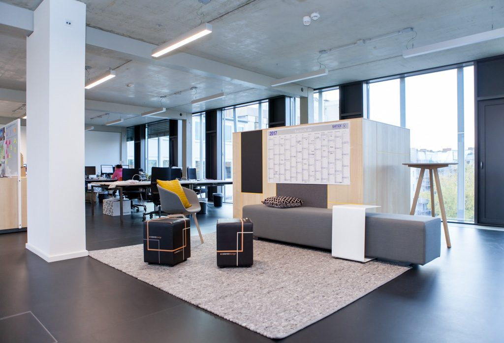 Zalando officedropin.comRAW 17 1024x697 A TOUR OF ZALANDO LOUNGES OFFICE IN BERLIN