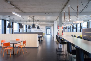 Zalando, Lounge, office