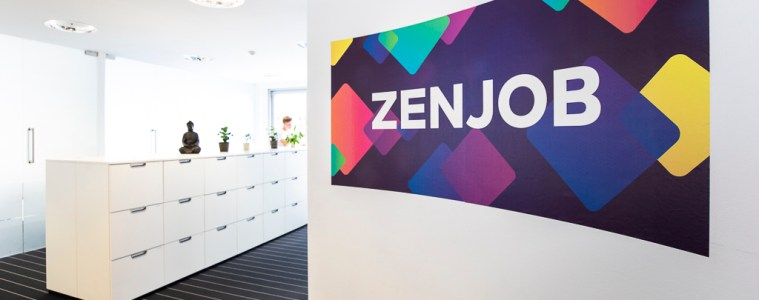 Zenjob, Logo, Office, Berlin, Büro,