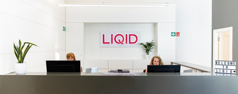LIQID GmbH, liquid.de, officedropin.com, office, Berlin, front desk